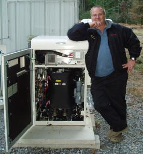 Hydrogen House Project: Mike Strizki's Bio