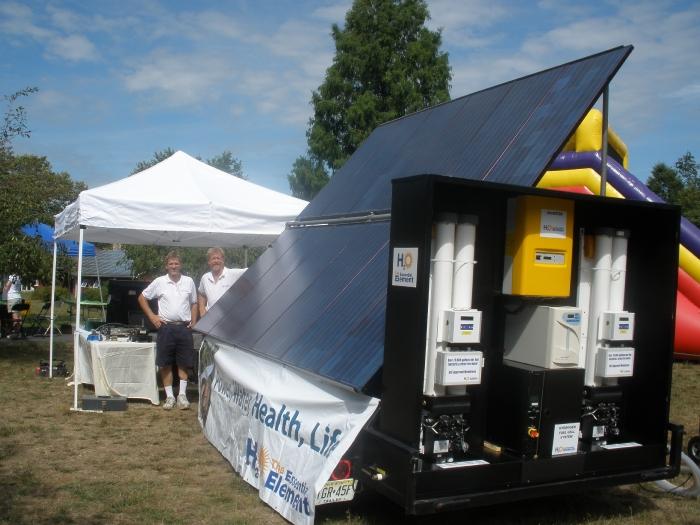Hydrogen House Project: Hydra Water Purifier