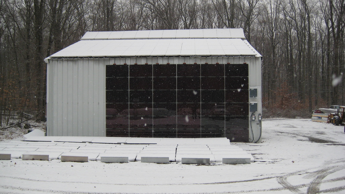 Hydrogen House Project: The Hydrogen House
